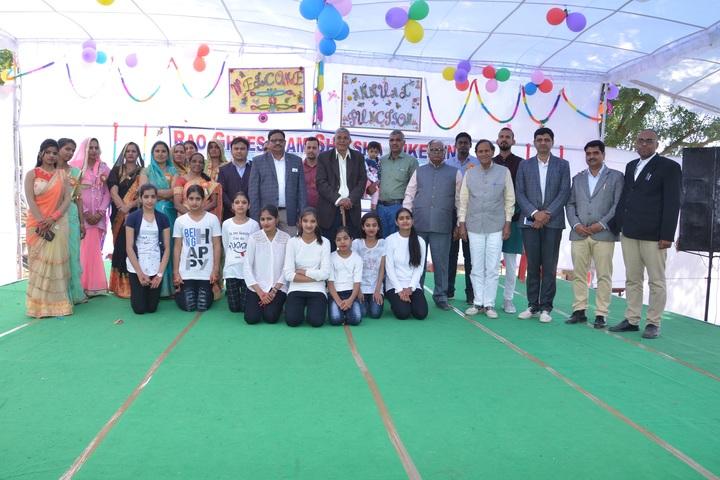 Rao Gheesa Ram Shiksha Niketan-Group Photo