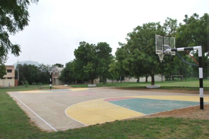 Rashtriya Military School-Basket Ball Court