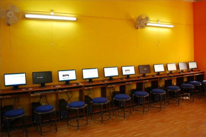 Rashtriya Military School-Computer lab