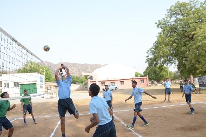 Rashtriya Military School-Sports