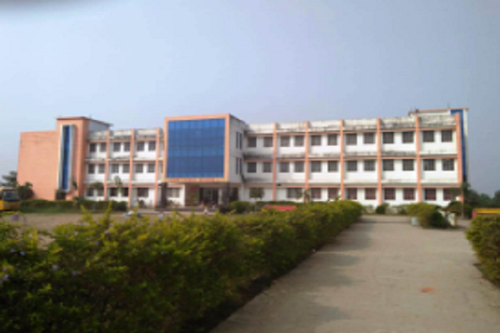 Laxmi Public School- School Building