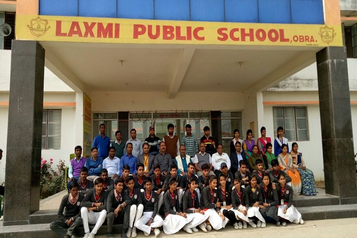 Laxmi Public School-Group Picture