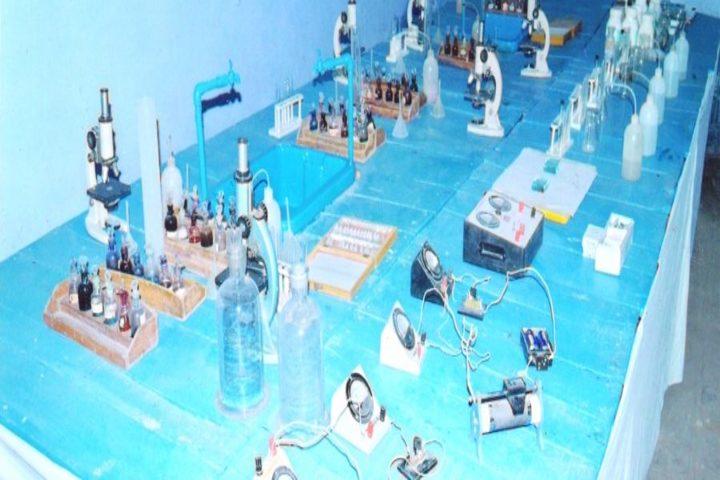 Rishi Galav Convent School-Biology Lab