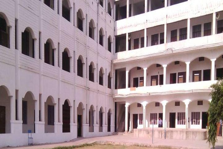 Rishi Galav Convent School-Campus