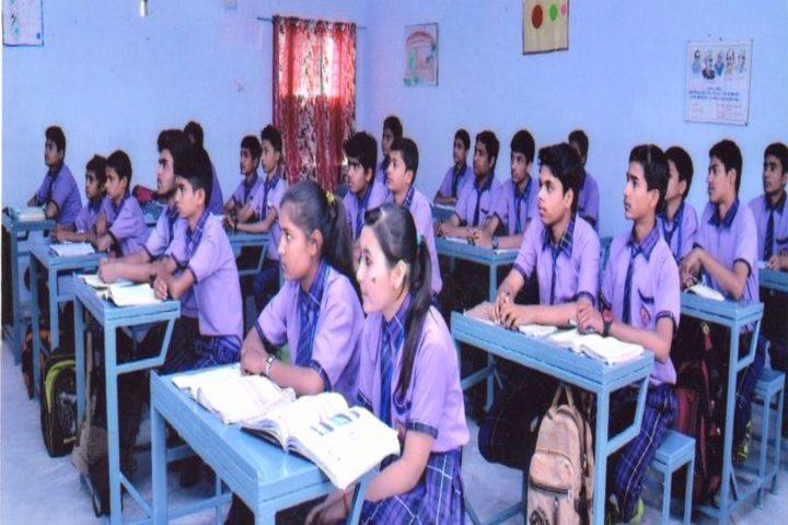 Rishi Galav Convent School-Class room