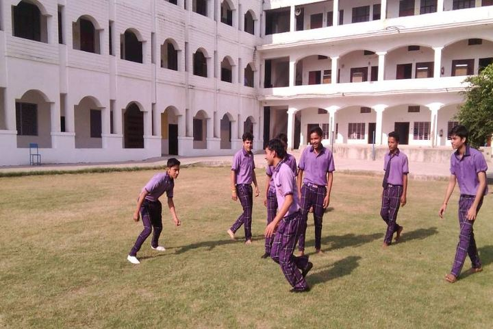 Rishi Galav Convent School-Games
