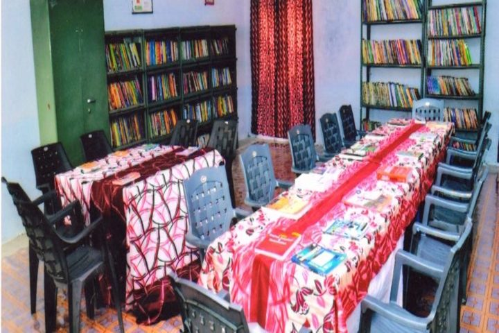 Rishi Galav Convent School-Library