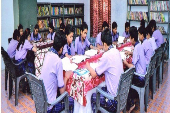 Rishi Galav Convent School-Reading Room