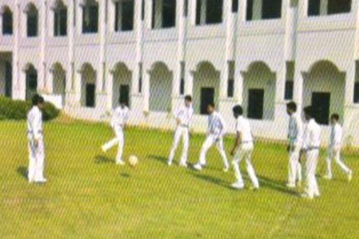 Rishi Galav Convent School-Sports
