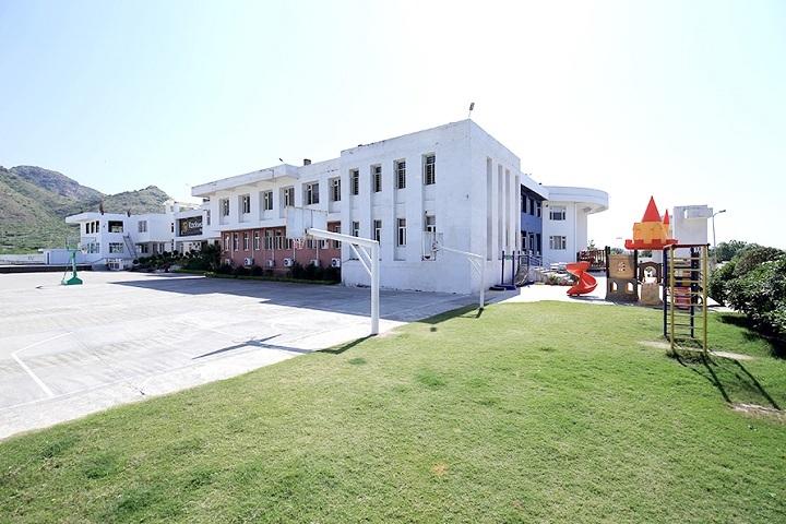 Rockwoods High School-Campus