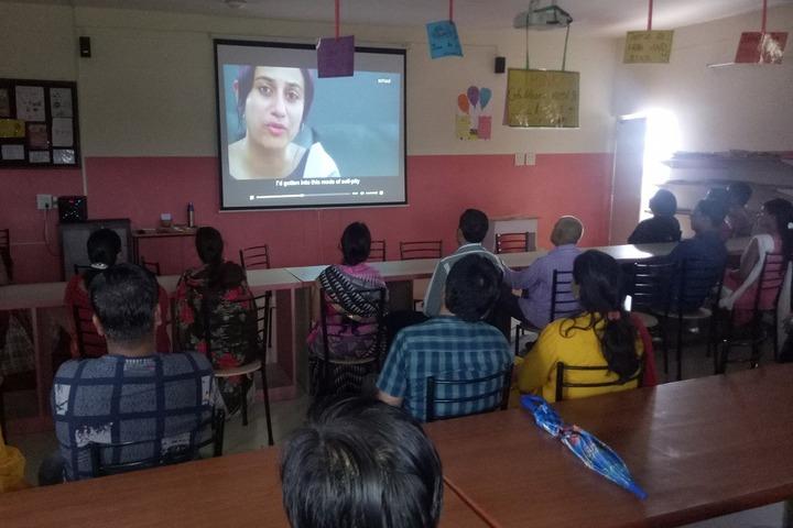Roopnagar Public School-School Cinema