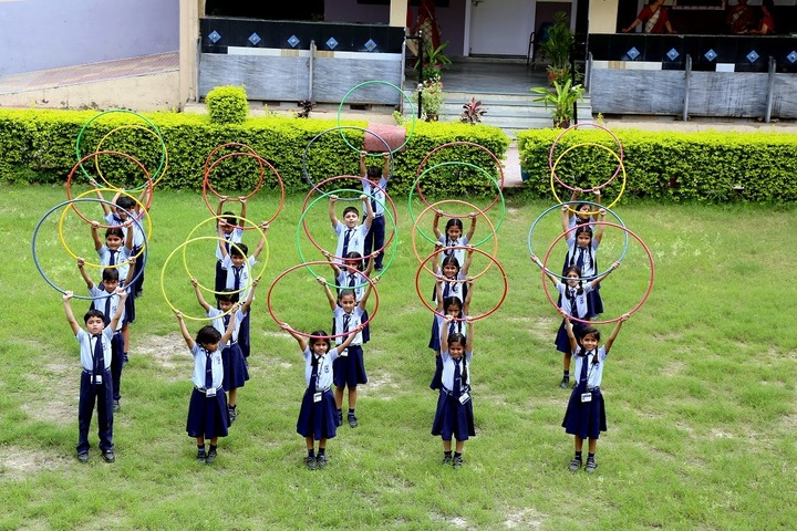 Roopnagar Public School-Sports
