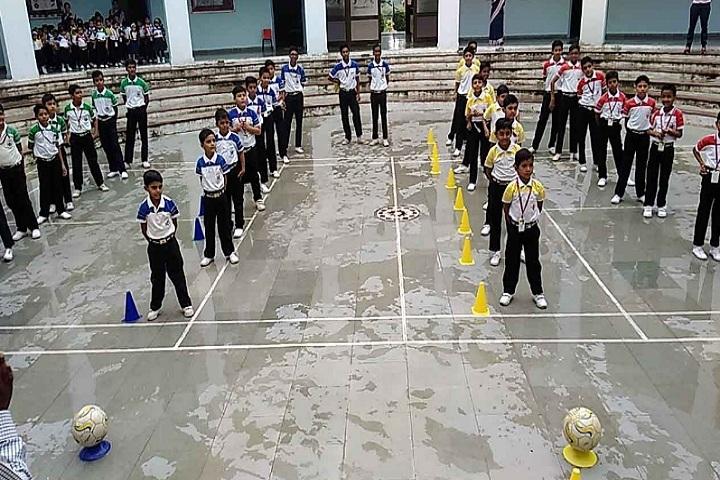 Royal Rajasthan Public School-Activity