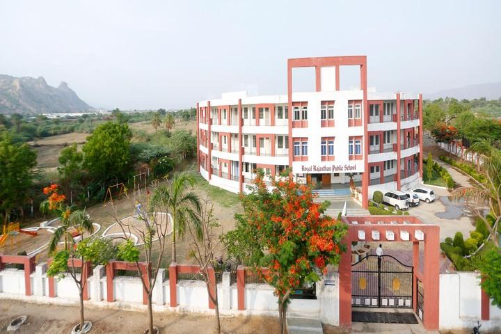 Royal Rajasthan Public School-Campus