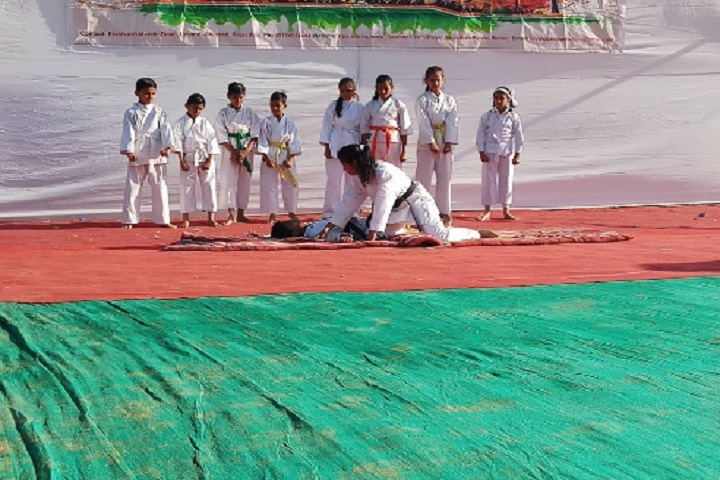 Royal Rajasthan Public School-Martial Arts