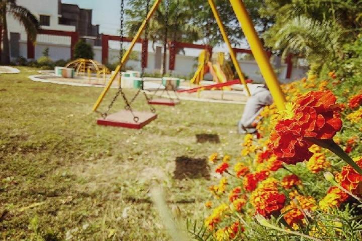 Royal Rajasthan Public School-Play Area