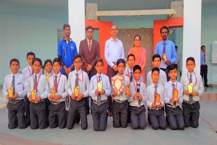 Royal Rajasthan Public School-Prize Distribution