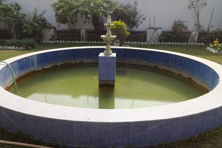 Lord Buddha Public School-Fountain