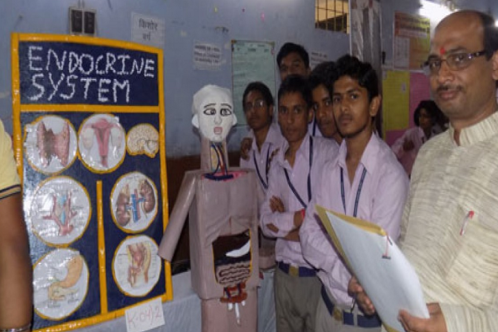 Lord Buddha Public School- Science Lab