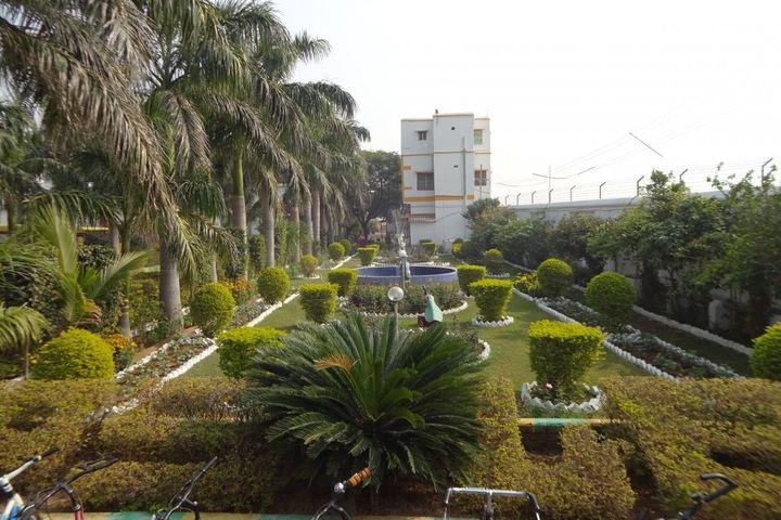 Lord Buddha Public School-School Garden