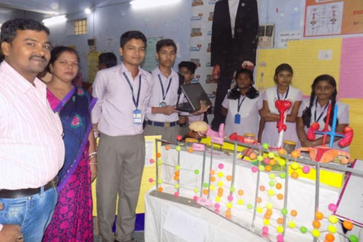 Lord Buddha Public School-Science Exhibition