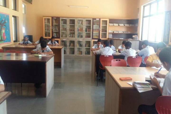 Ryan International School-Library