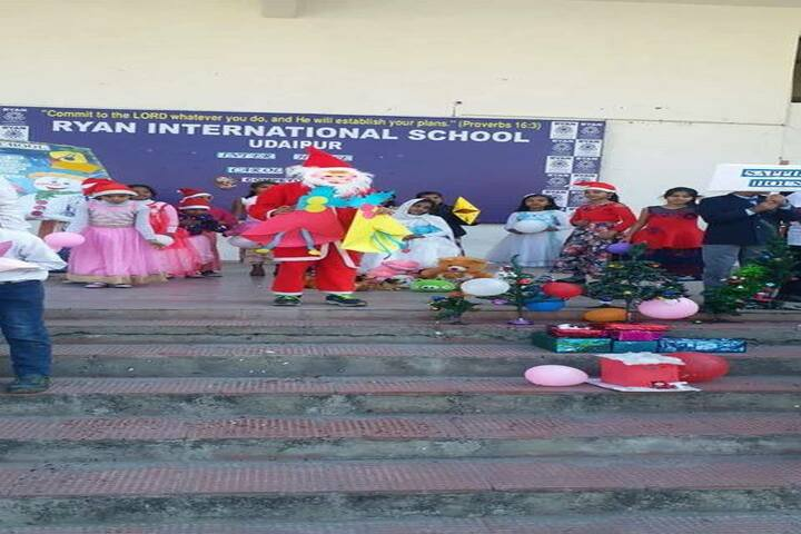 Ryan International School-Christmas Celebrations