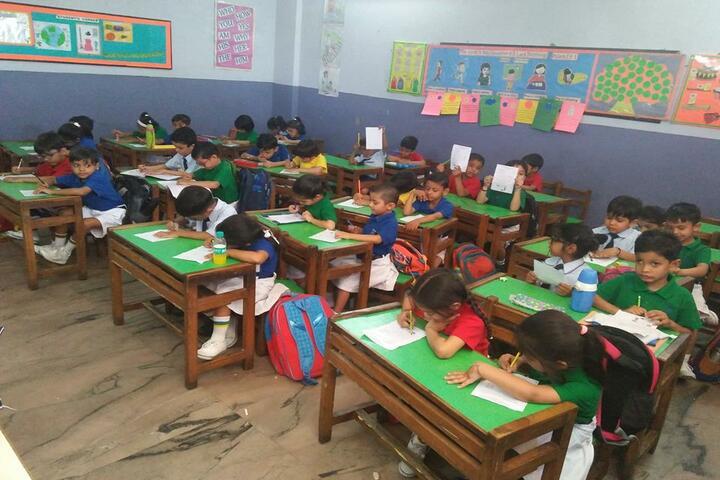 Ryan International School-Pre Primary Classroom