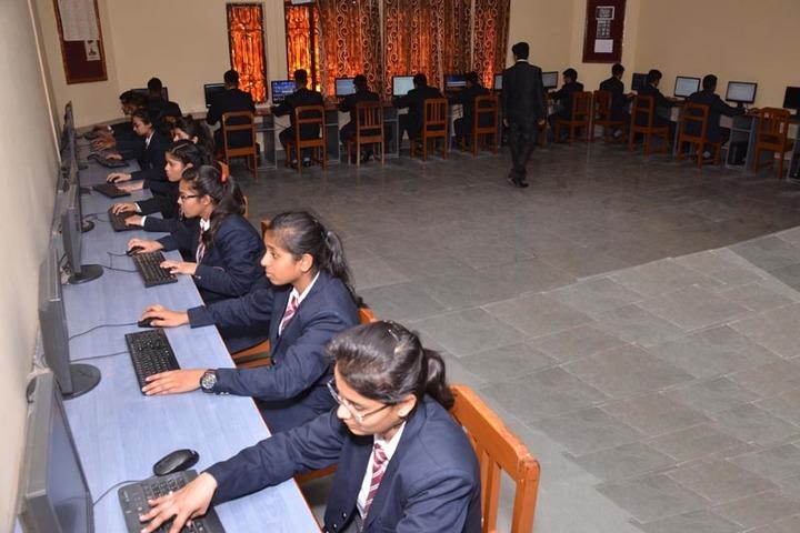 S M Nimawat Public School-Computer Lab