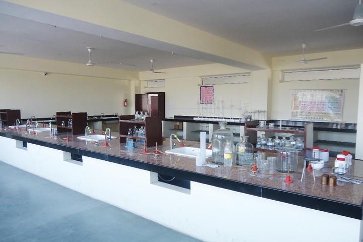 S R Global School-Chemistry Lab