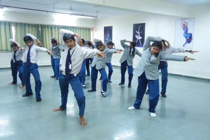 S R Global School-Dance Studio