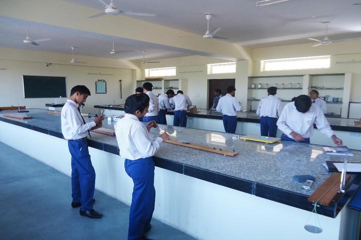 S R Global School-Physics Lab