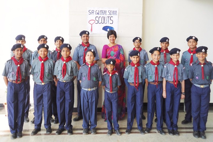 S R Global School-Scouts