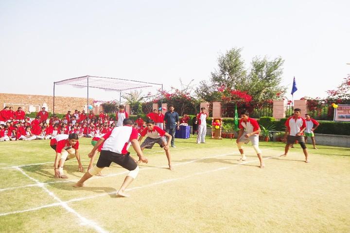 S R Global School-Sports