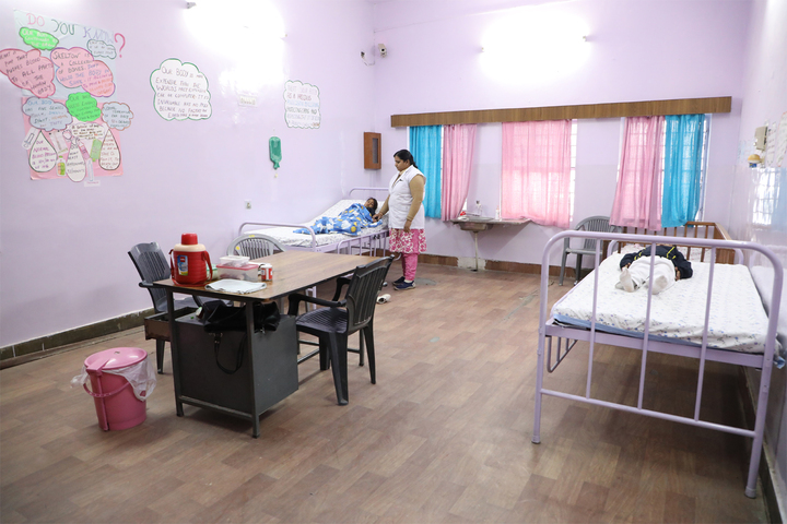 S V Public School-Medical Facility