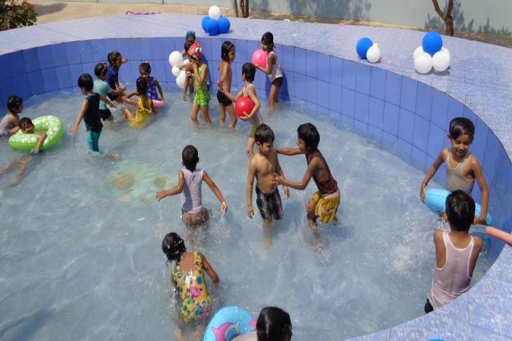 Leeds Asian School- Swimming Pool