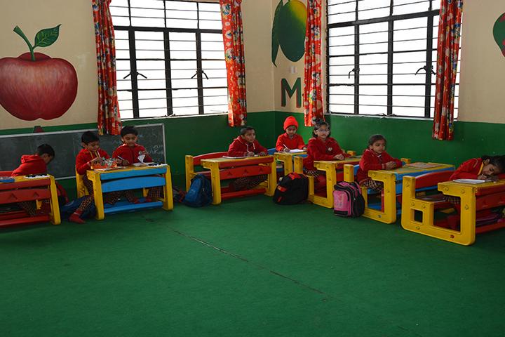 Leeds Asian School-Kindergarten