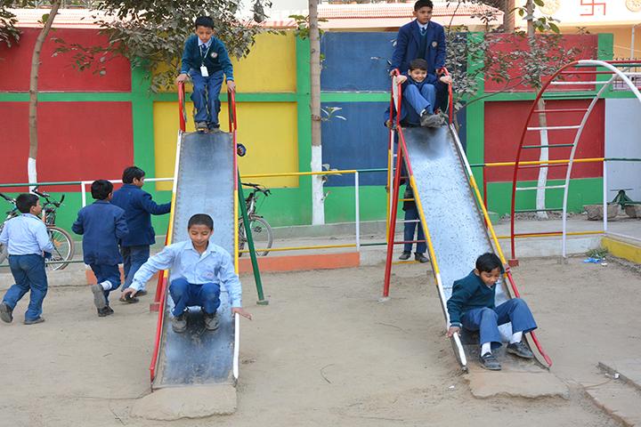 Leeds Asian School-Play Park