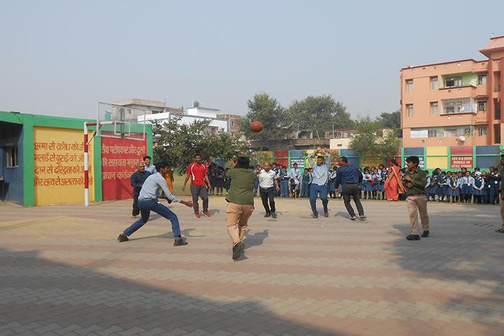 Leeds Asian School-Playground