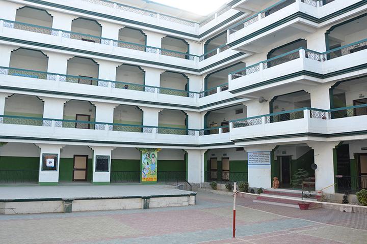 Leeds Asian School-School Campus