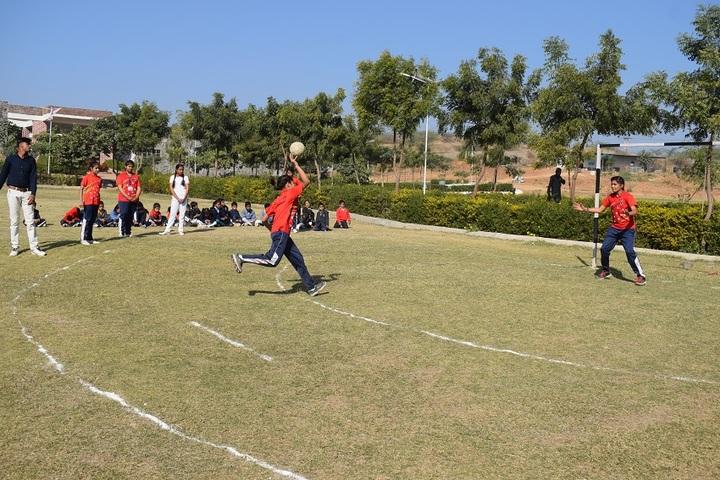 S Tech School-Sports