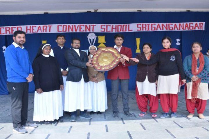 Sacred Heart Convent School-Acheivements