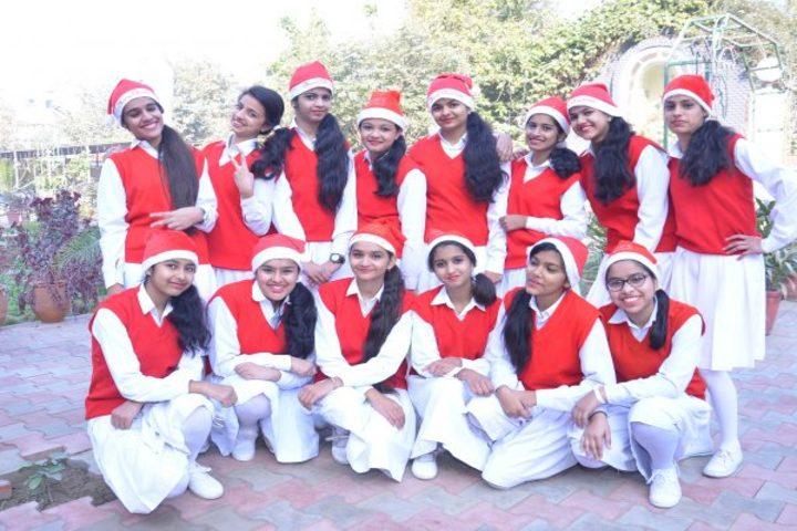 Sacred Heart Convent School-Christmas Celebrations