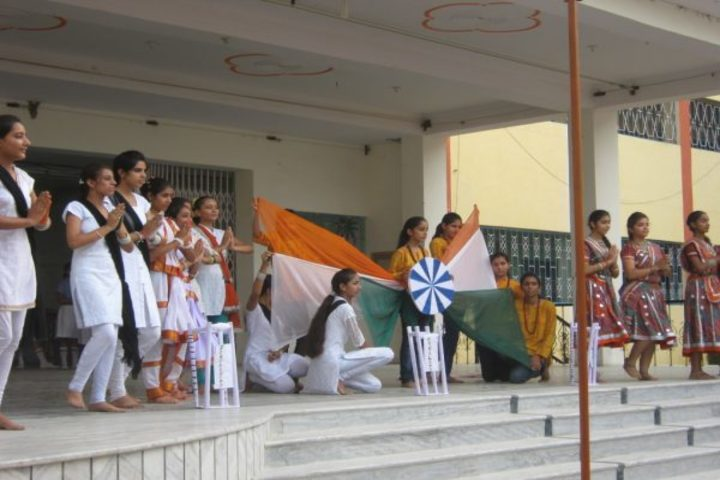 Sacred Heart Convent School-Independence Day