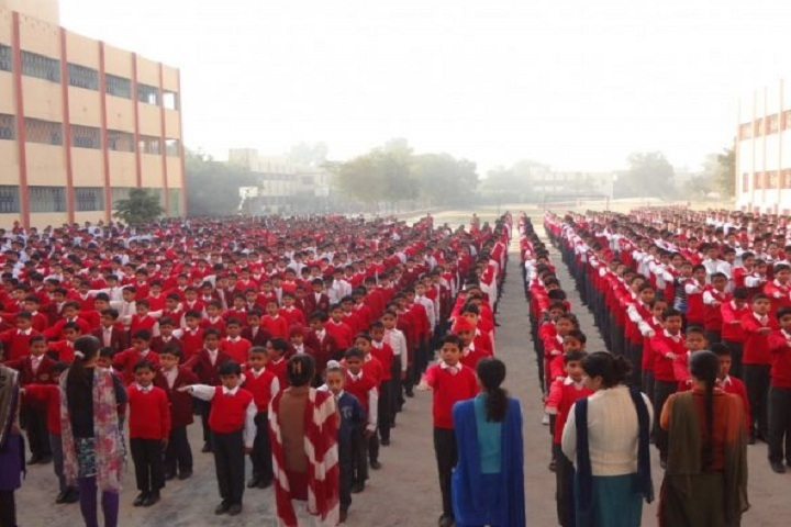 Sacred Heart Convent School-Assembly