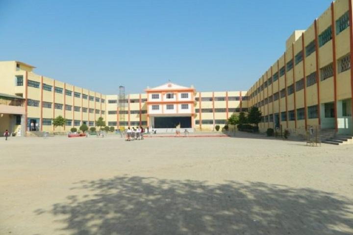 Sacred Heart Convent School-Campus1