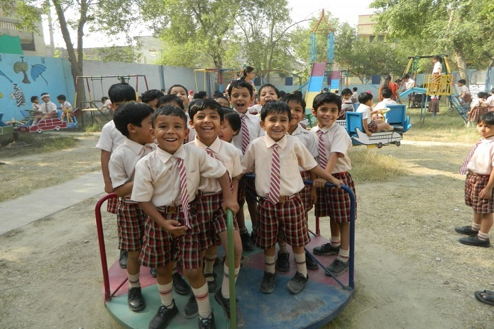 Sacred Heart Convent School-Play Area