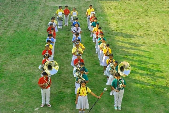 Sacred Heart Convent School-School Band