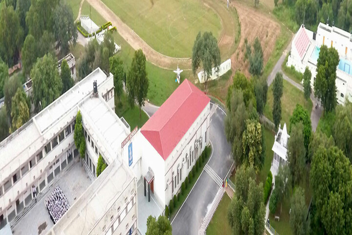 Sainik School-Campus