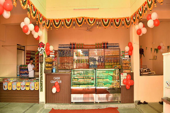 Sainik School-Canteen